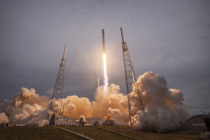 Thales_Launch